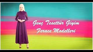 258d0797f986a Genç Tesettür Giyim Ferace Modelleri 2019 Yeni Sezon