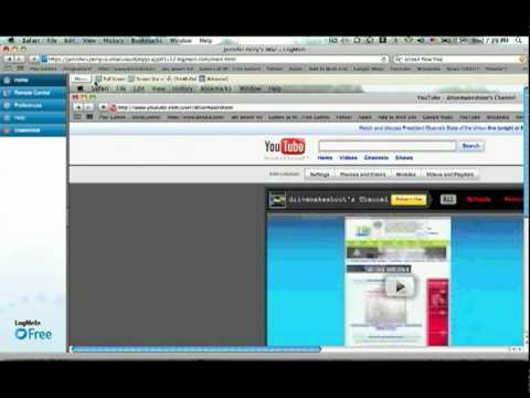get past school or office proxy and or website filterer!!! Easy!!! (logmein tutorial)