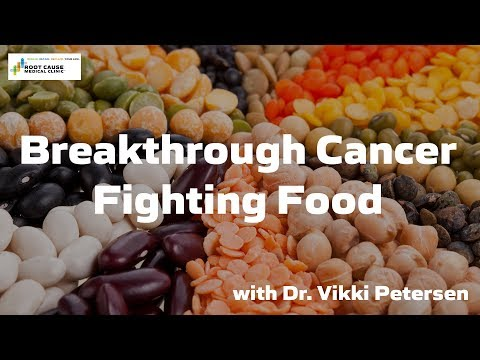 Breakthrough Cancer Fighting Food