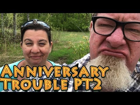 Anniversary Trouble PT2 | A Big Family Homestead VLOG