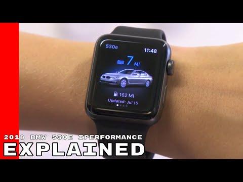 2018 BMW 530e iPerformance Explained