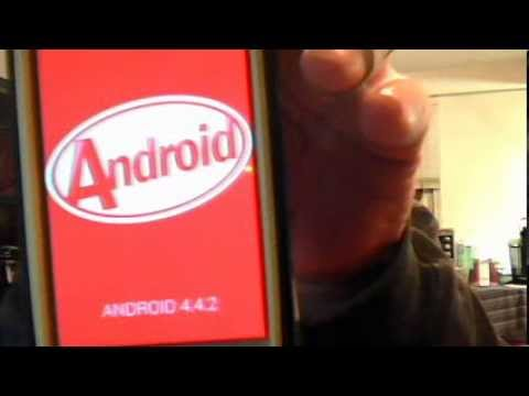 CyanogenMod  11 on Virgin Mobile Samsung Galaxy S3 Rooted