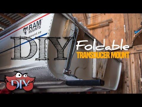 DIY Foldable Transducer Mount