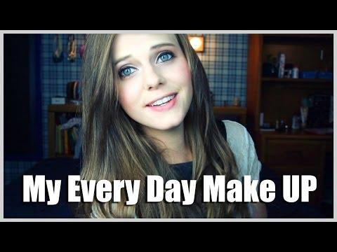 MY EVERY DAY MAKE-UP TUTORIAL   Tiffany   Vlog