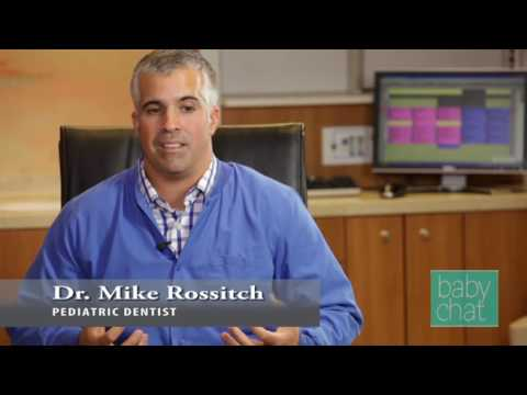 Dr. Rossitch: My Career as a Pediatric Dentist