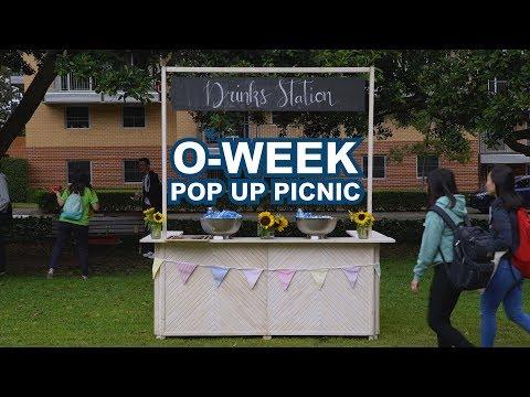 O-Week 2018 - Pop Up Picnic!