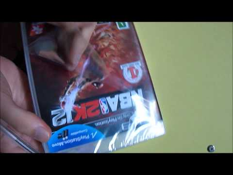 UNBOX - NBA 2K12 PS3