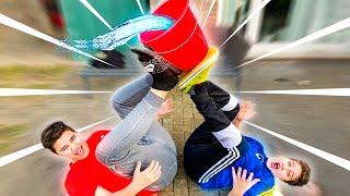 TIKTOK Challenge 🤸 (TikTok Spiele KOSTENLOS) sehr lustig 😂 | CRASHBROS2