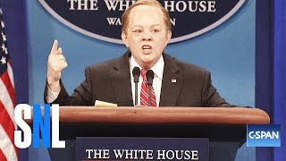 Sean Spicer Returns Melissa Mccarthy  Snl