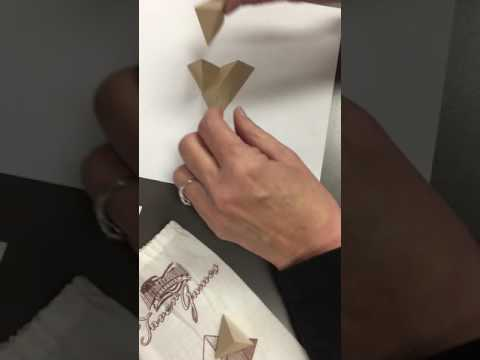 How to solve 5 piece wooden pyramid puzzle