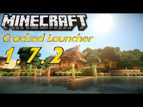 ★ Minecraft 1.7.2 Cracked Launcher free download★