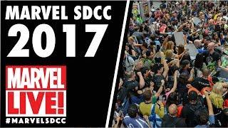 Jess & Bill Rosemann Talk Marvel vs. CapCom and More on Marvel LIVE! at San Diego Comic Con 2017