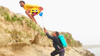TOP New Funny Comedy Video 2020 Non-Stop Video try to not Laugh Hindi Comedy Video |Bindas Fun Masti