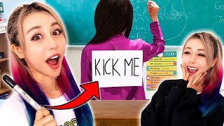 Back To School PRANKS To Pull On TEACHERS! Best DIY Prank Wars