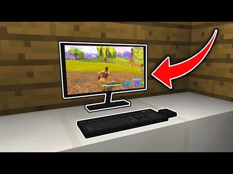 Minecraft: How To Make A WORKING Laptop! (NO MODS) (Ps3/Xbox360/PS4/XboxOne/PE/MCPE)