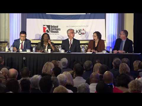 4.2.18 #MLK50 Day 1 Voting Rights Symposium: Where Do We Go From Here?