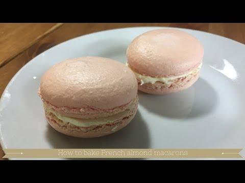 French macaron recipe : French method