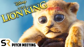 The Lion King (2019) Pitch Meeting