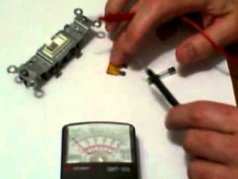 How To Test A Fuse - How to Test a Switch - Tools For The Home