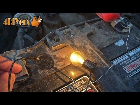 DIY: How to Make a Test Light