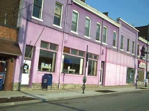 Camp Washington, Cincinnati neighborhood for 52 Breakfasts Tour