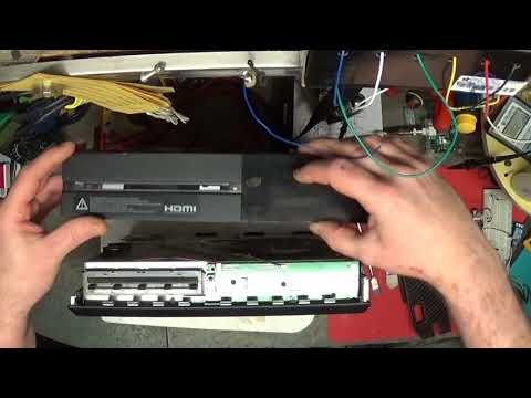 Xbox One How to Remove Covers for Cleaning or Other Repairs.