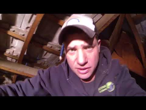 Part 4:  Talking through the gravity fed water system