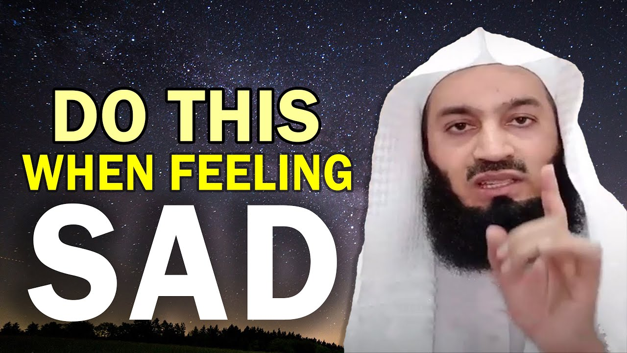 DO THIS WHEN YOU ARE FEELING SAD