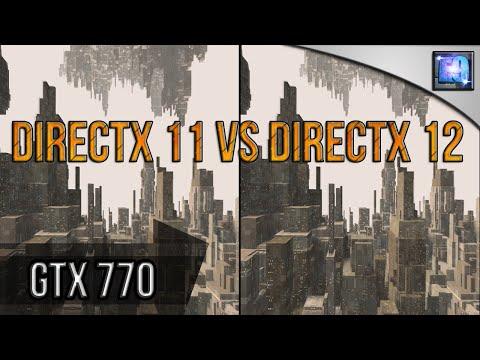 DirectX 11 vs DirectX 12 | 3DMark Api Overhead Test