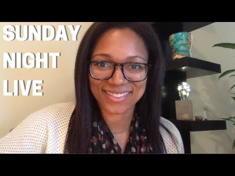 Sunday Night Live: How To Be Relentless And Unstoppable