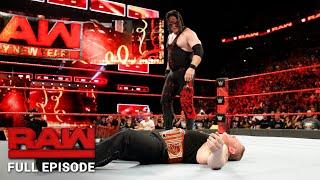 WWE Raw Full Episode - 1 January 2018
