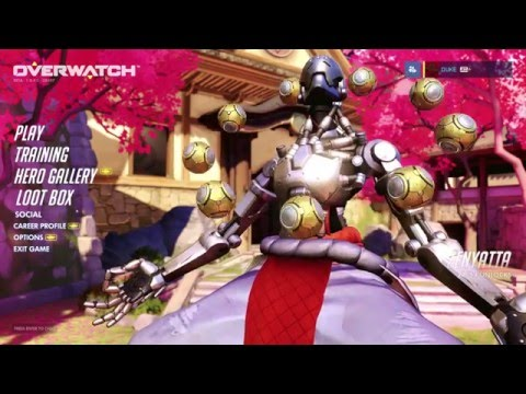 Overwatch Gamma/Brightness/Contrast Settings Idea