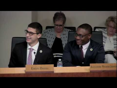 CCC Board of Governors Meeting | May 2018, Part A