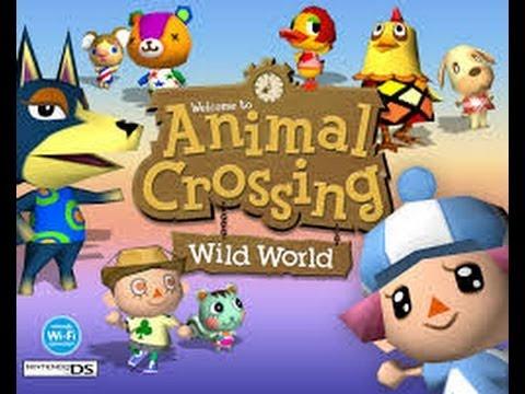 Animal Crossing: Wild World Episode 14- The Flower Fest!