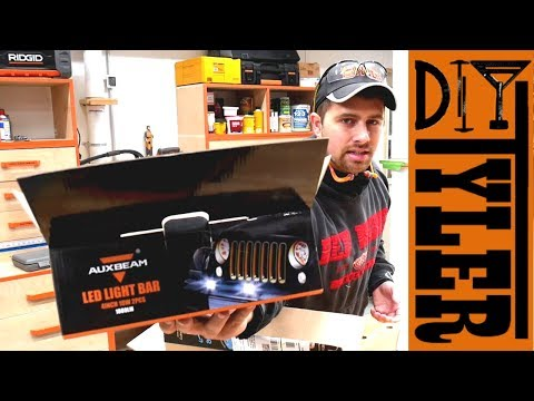 D2D DIY | I Can SEE! Adding High Power LED Reverse Lights to my Silverado