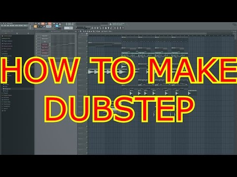 [FL Studio 12] How to make a Dirty Dubstep Drop