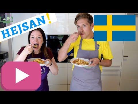 FLYGANDE JACOB Recipe | Swedish chicken casserole