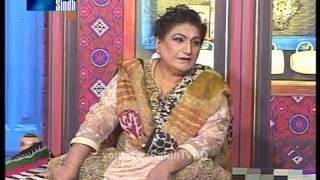 Sindh TV Live Show chacho chachi in Karachi Ep 2  Part 2 - HQ - SindhTVHD