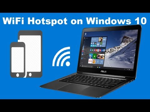 How to Set Up Mobile Hotspot And Share Internet Connection in Windows 10