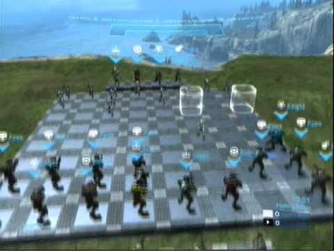 The Juicy Corner- Terraria Chess?- Halo Chess
