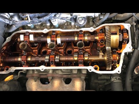 Toyota V6 Valve Cover GASKET and TUBE SEALS with TIPS : How to ep 13