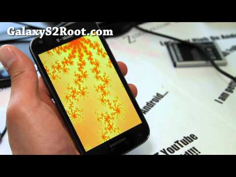 Paradox 2 Paradise ROM on T-Mobile Galaxy S2 SGH-T989!
