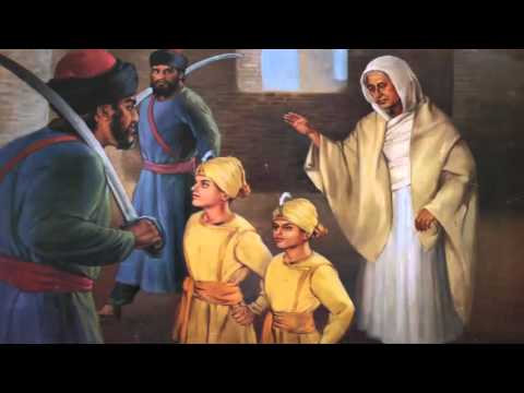 Tere Lallan Utte Mata Meriye Bart Gya Eh Aj Kher Ni-Kuldeep Toor/Balala-Guru de pyareya-Dharmik