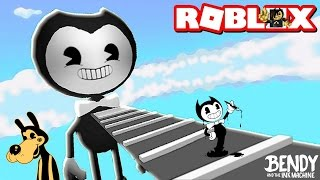 Escape Bendy and the Ink Machine Obby in Roblox