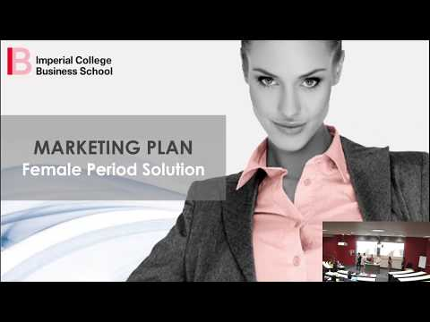 Winner team - Marketing Plan Competition