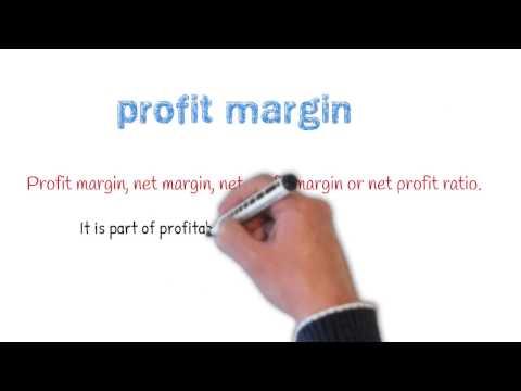 Profit margin/profit margin formula