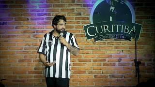 Carmo da Silva Hallorino Jr  -  Primeira vez na Zona - Stand-Up Comedy