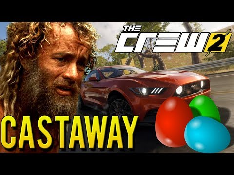 TOM HANKS CASTAWAY EASTEREGG! | The Crew 2