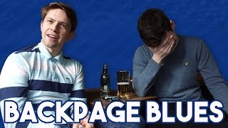 Backpage Blues! Is Costa going To China? Rory and the hurricane Are Back!