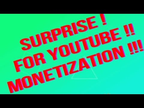 Big News For YouTube Monetization update(Happy or Sad)  | UpdateYouTube Partner Program applications